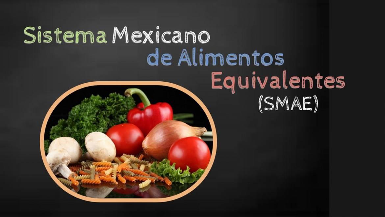 Sistema mexicano de equivalentes