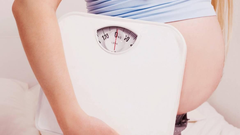 ¿El peso del embarazo, tiene relación con la obesidad infantil?